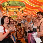 <b>Frühlingsfest</b> - Spring festivals kick off across Germany, although they're traditionally biggest and best in the south – Stuttgart's is the largest across Europe. Soak up some local tradition along with the beer (you can't have a festival without beer).Photo: DPA