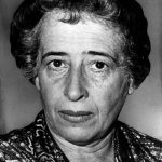 """<b>Hannah Arendt</b> – a German Jew who escaped the Nazis in 1933, Arendt became on of the foremost political theorists of the 20th century. She is best-known for her book on the trial of Adolf Eichmann, which popularized her concept of the """"banality of evil"""".Photo: DPA"""