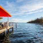 <b>Lakeside life</b> - You're rarely far from a lake in Germany, whether it's the Starnberger See, beloved of Munich, or Berlin's Wannsee. Soon it'll be warm enough for a skinny dip – or just gently soaking up some rays on the beach.Photo: DPA