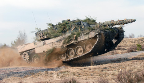Arms firms struggle to meet ethics mark