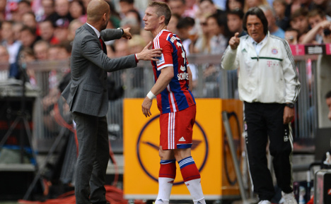 Bayern doctor quits in spat with Guardiola