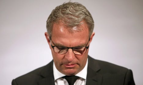 Lufthansa 'scarred forever' by Alps crash