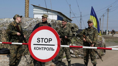 Germany: Russia and Ukraine must cooperate
