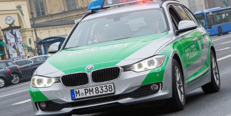Drugged teenager in high speed Munich chase