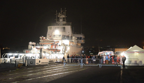 Germans join call for Mediterranean action