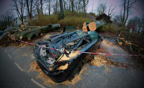 Seven lives claimed by Storm Niklas