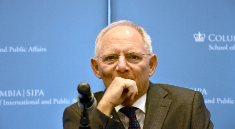 Schäuble rules out Greek bailout deal
