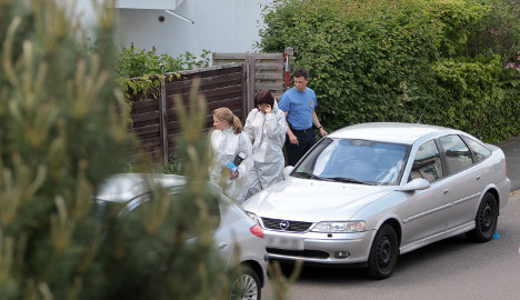 Police shoot pensioner who wouldn't leave home