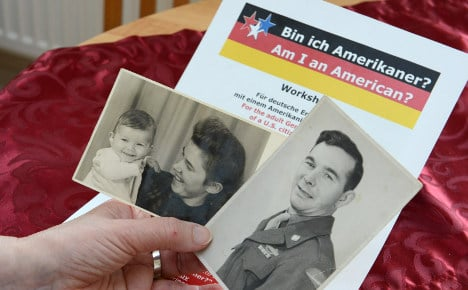 Germans fathered by Allied soldiers speak out