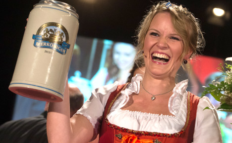 Bavaria crowns beer queen for key year
