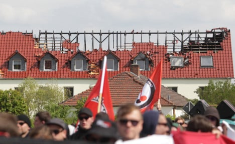 Germany sees drastic rise in racist crime