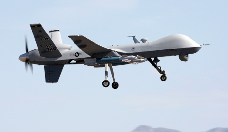 Court rejects case against US drone strikes