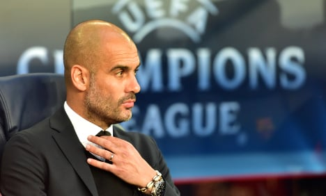 Rumours growing over Guardiola Bayern exit