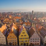 <b>Rothenburg ob der Tauber, Bavaria </b> - Considered as Germany's ultimate medieval town, this gem in northern Bavaria offers a journey back in time as you wander the cobbled streets. This region of Franconia is particularly striking.Photo: via Michael Dawes: http://bit.ly/1Jd7GWY