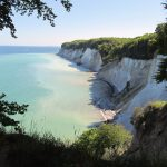 """<b>Rügen.</b> Rügen is the largest German island by area, located in the Baltic Sea. It is known for its numerous beaches, lagoons and bays. Jasmund National Park is a UNESCO World Heritage Site, famous for its chalk cliffs. Photo: <a href=""""http://bit.ly/1IRjvBy"""">Celsius</a> / Wikimedia Commons."""
