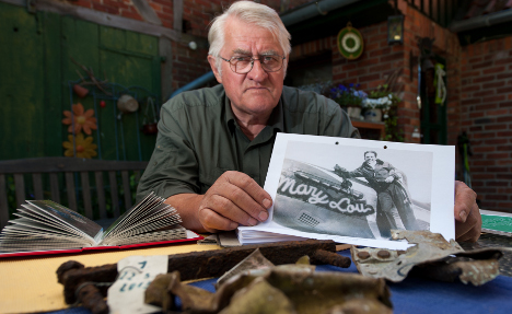 Lifelong search finds justice for US WW2 pilot