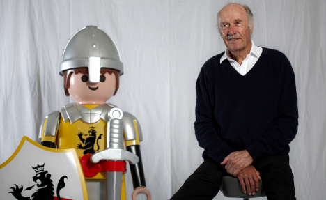 Playmobil maker leaves much-loved legacy