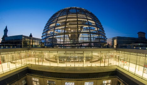 Bundestag hack 'lasted up to six months'