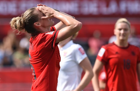 Germany held to draw by former champs Norway