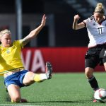 Germany oust Sweden from FIFA World Cup