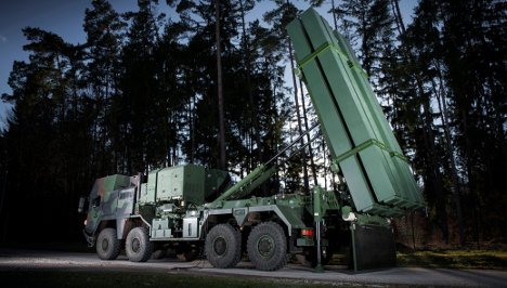 Army to spend billions on new anti-air missiles
