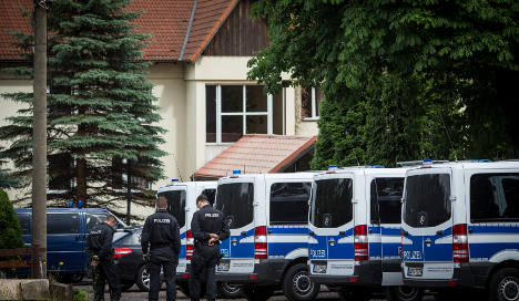 Two refugee home 'attacks' in as many days
