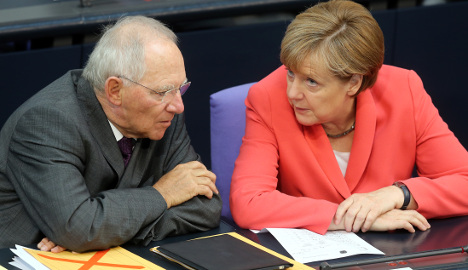 Merkel warns Greece: it's time to show willing