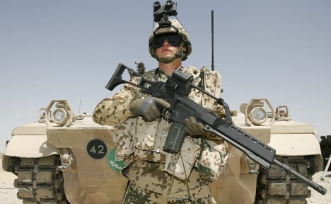 Top MP: we need fully equipped army