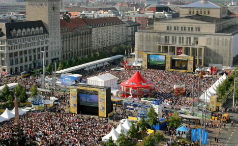 VIDEO: What the 2006 World Cup did to Leipzig