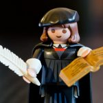 The Martin Luther character became the fastest selling figurine in company history after 34,000 sold out in under 72 hours at the start of 2015.Photo: DPA