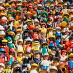 2014 saw Playmobil celebrate its 40th year anniversary with no sign of slowing down.Photo: DPA