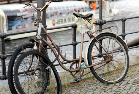 Big city bike thefts spin out of control