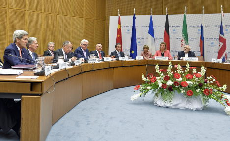'Historic' deal reached on Iran nuclear programme