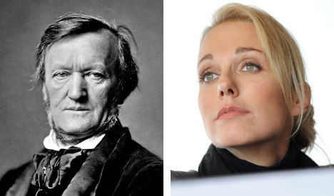 High stakes for Wagner's progeny at opera fest