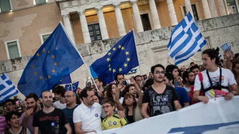 Greek offer 'no basis for discussion': Schäuble