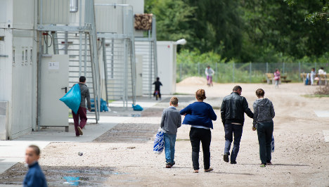 Record numbers enter Germany illegally