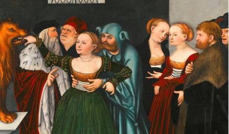German Old Master sells for record €12.9m