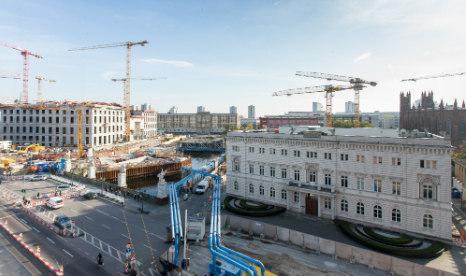 Berlin growing twice as fast as expected