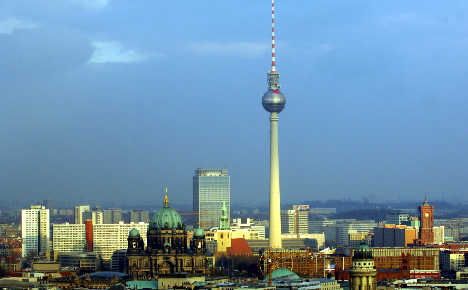 Cash influx sets Berlin up to overtake London