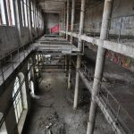 """This <a href=""""http://digitalcosmonaut.com/2013/veb-baerensiegel/"""">abandoned distillery</a> was once at the heart of East German alcohol production - now it's a ghostly ruin.Photo: <a href=""""http://www.digitalcosmonaut.com"""">Digital Cosmonaut</a>"""
