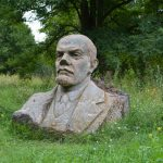 """You're never far from a statue of a Communist luminary in East Berlin - although some of them are pretty well hidden away.Photo: <a href=""""http://www.digitalcosmonaut.com"""">Digital Cosmonaut</a>"""