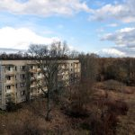 """We doubt anyone would want to live in these abandoned Soviet apartment blocks now - but did they ever?Photo: <a href=""""http://www.digitalcosmonaut.com"""">Digital Cosmonaut</a>"""