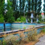"""The <a href=""""http://digitalcosmonaut.com/2013/freibad-lichtenberg/"""">Freibad Lichtenberg</a> was once abuzz with happy East German comrades celebrating the hot summers. Now there are nothing but memories.Photo: <a href=""""http://www.digitalcosmonaut.com"""">Digital Cosmonaut</a>"""