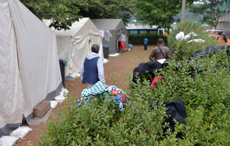July asylum applications hit 'all-time record'