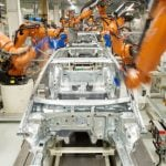 Assembly robot crushes worker at Volkswagen
