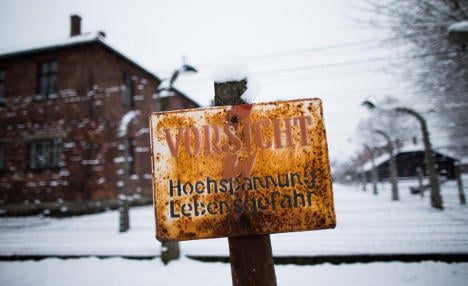 Prosecutors bring new Auschwitz charges