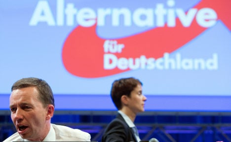 AfD rebels to set up new party