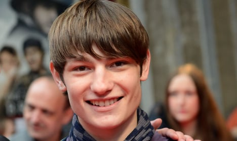 German teen actor killed at music fest