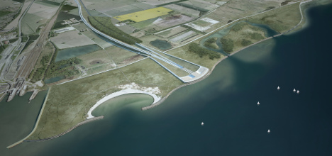 Germany-Denmark tunnel faces more delays