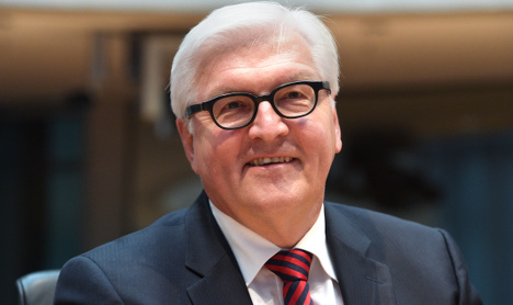 Social Democrats 'won't give up' says Steinmeier
